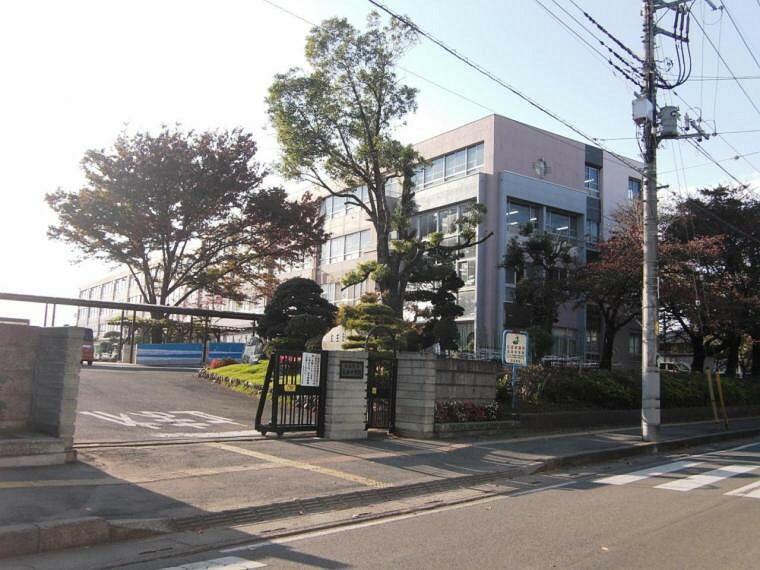 中学校 北本中学校 約1590m