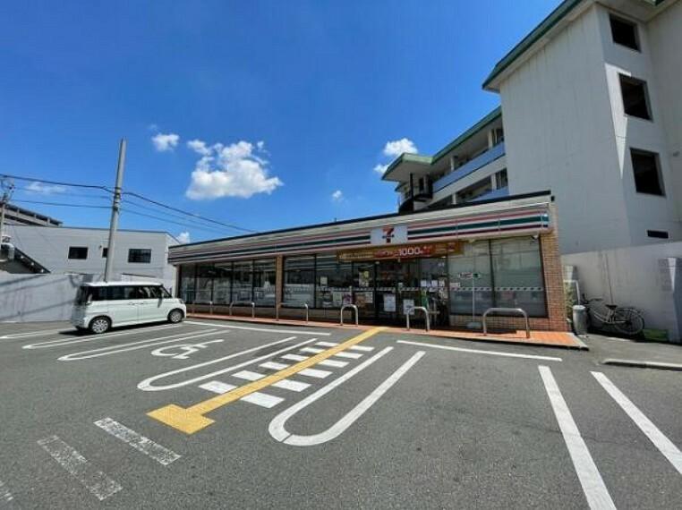 コンビニ セブンイレブン 大和高田三倉堂南店