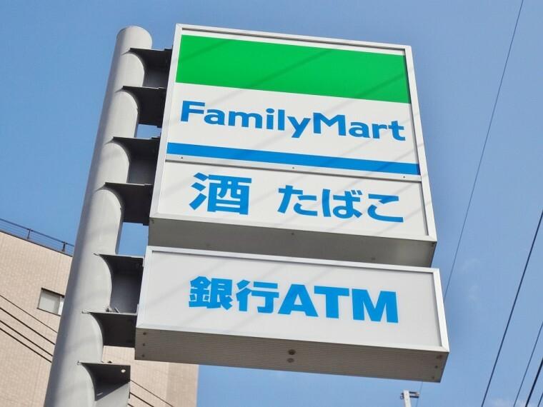 コンビニ 【コンビニエンスストア】ファミリーマート桃山御香宮前店まで550m