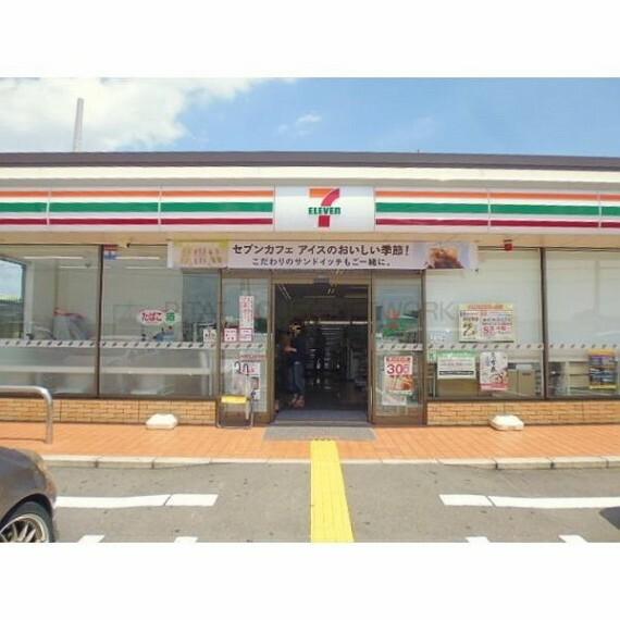 コンビニ 【コンビニエンスストア】セブンイレブン 枚方村野西町店まで727m