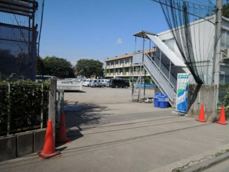 小学校 【小学校】大野台中央小学校まで667m