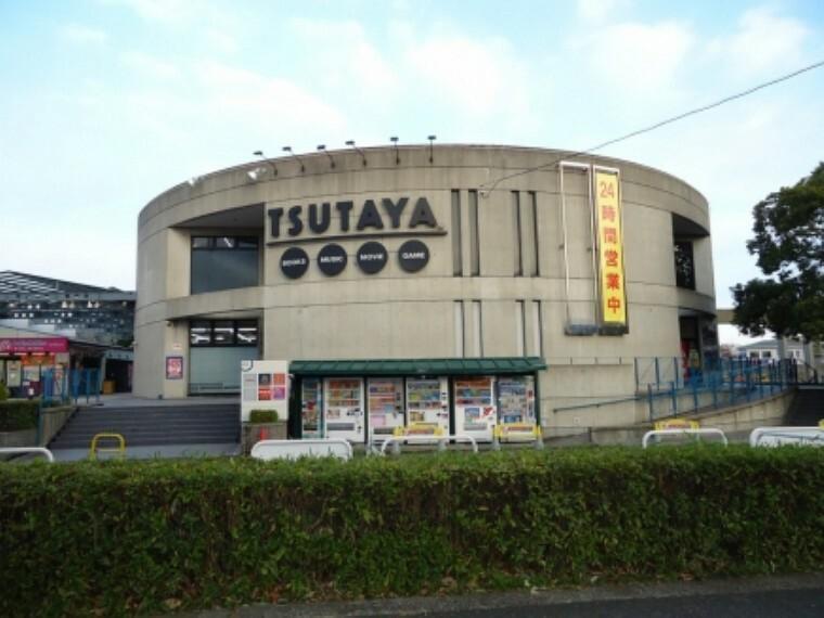 【レンタルビデオ】TSUTAYA ベルパルレ国道1号線店まで980m
