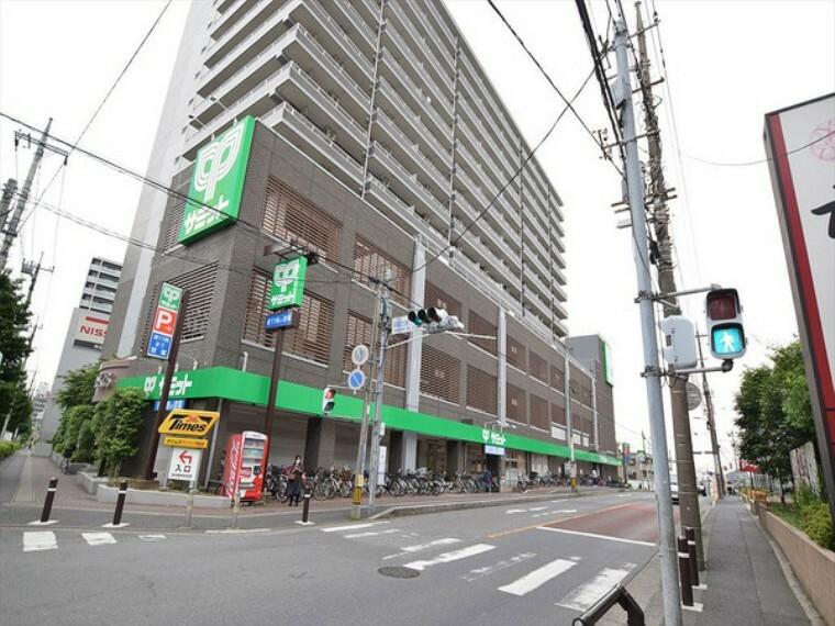 スーパー サミットストア朝霞台店
