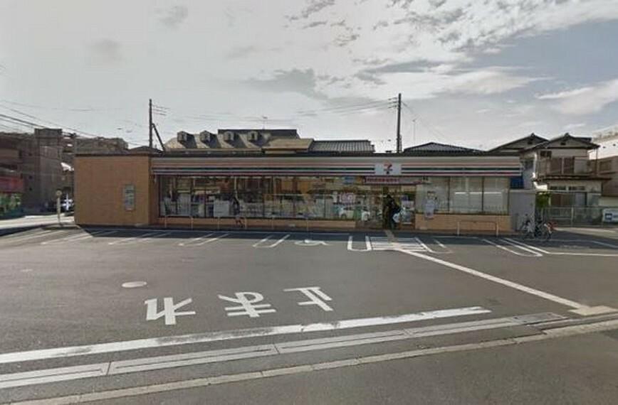 コンビニ セブンイレブン朝霞三原3丁目店
