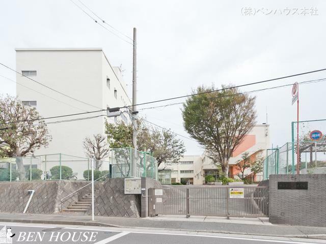 小学校 横浜市立馬場小学校 距離780m