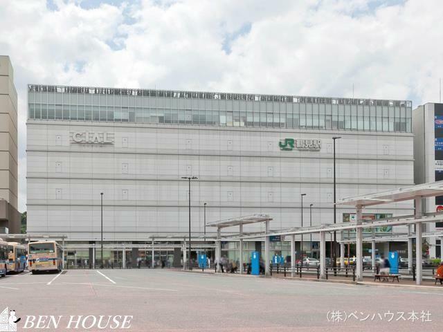 京浜東北・根岸線「鶴見」駅 距離2870m
