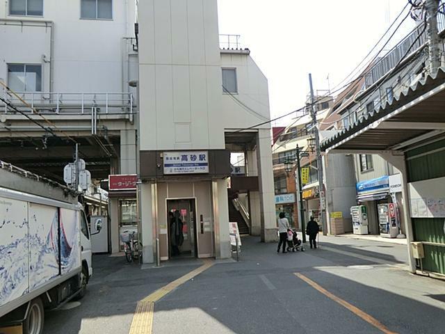 京成線 京成高砂駅