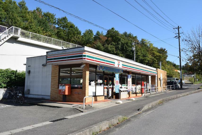コンビニ セブンイレブン福島清水町店