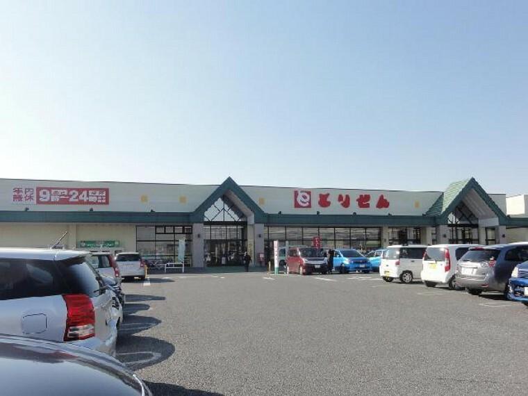 とりせん 下田島店・・・9:00~22:00まで営業しています。安心・新鮮な生鮮食品が揃っています。
