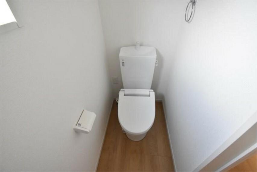 トイレ 2階です。