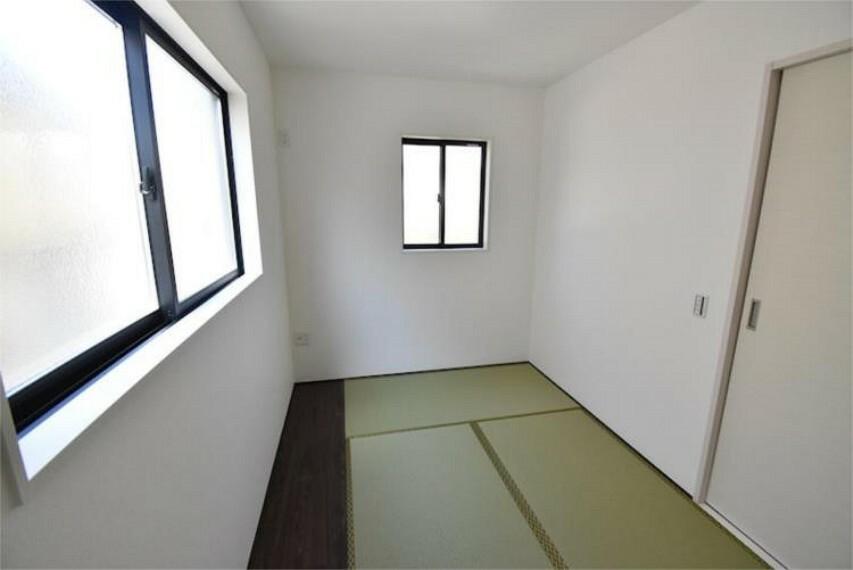 5帖の和室