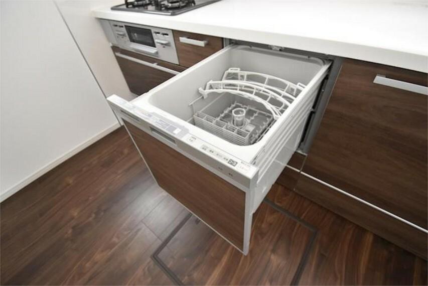 専用部・室内写真 人気の食洗機が設置