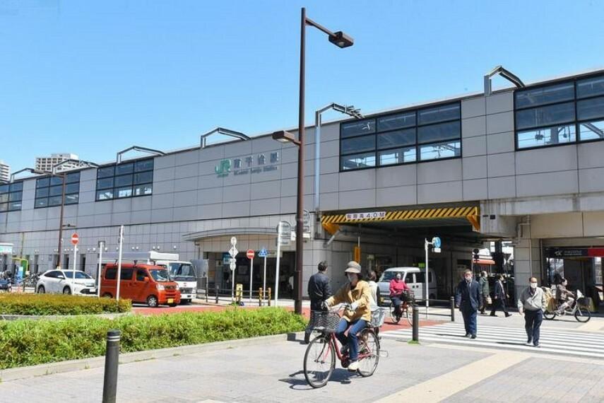 南千住駅(JR 常磐線) 徒歩14分。