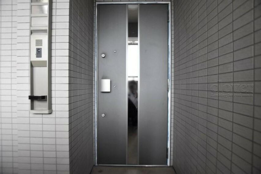 共用部 玄関ドア