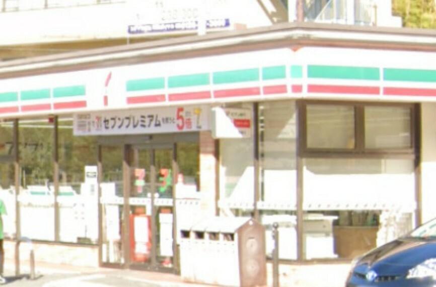 コンビニ 【コンビニエンスストア】セブンイレブン 豊中東泉丘店まで599m