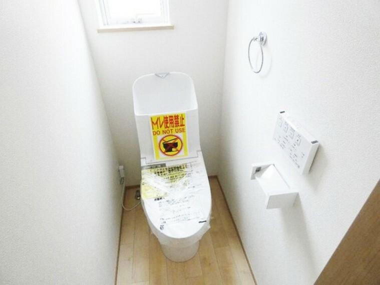 トイレ 温水洗浄機能付のトイレは快適に使えますね。