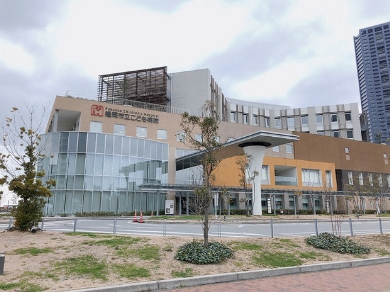 病院 地方独立行政法人福岡市立病院機構福岡市立こども病院