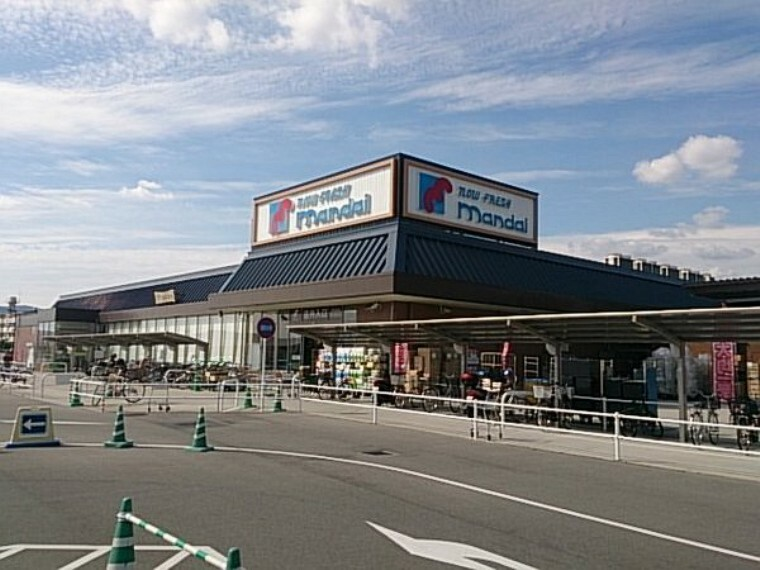 スーパー 万代 法隆寺店