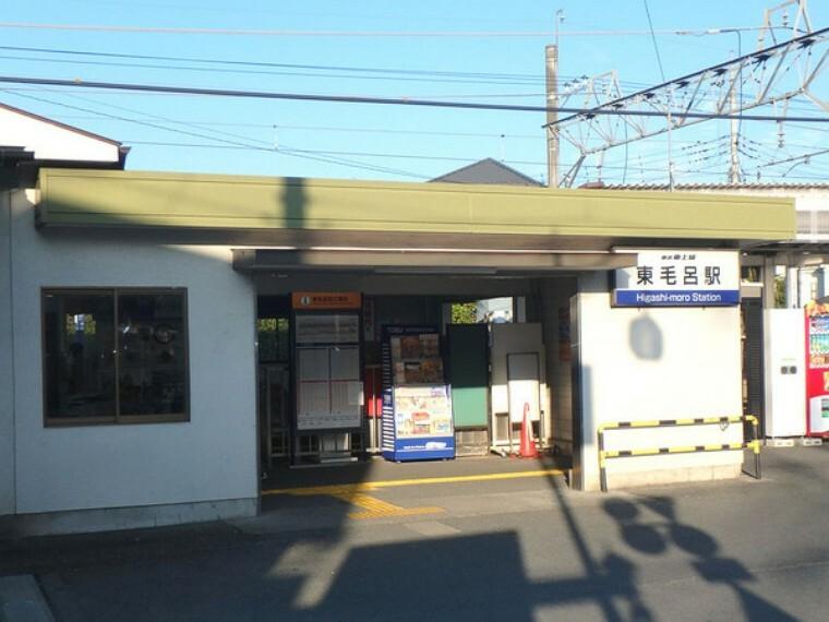 東毛呂駅(東武 越生線) 埼玉医大・埼玉医大国際医療センター行きのバスが東毛呂駅から出ています。