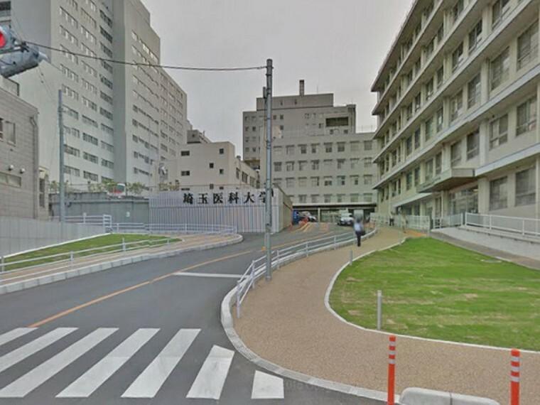 病院 埼玉医科大学病院