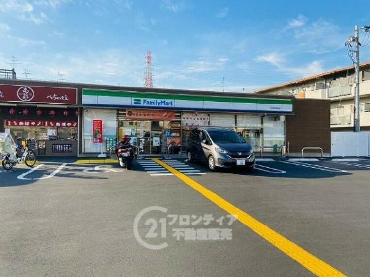 コンビニ ファミリーマート 八尾恩智北町店