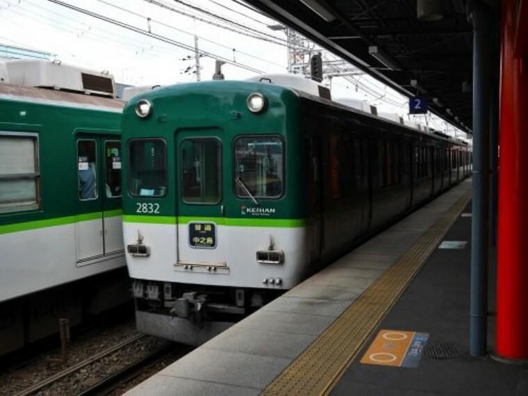 【駅】郡津まで1008m