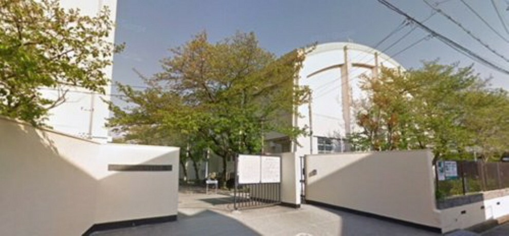 小学校 【小学校】尼崎市立小園小学校まで481m