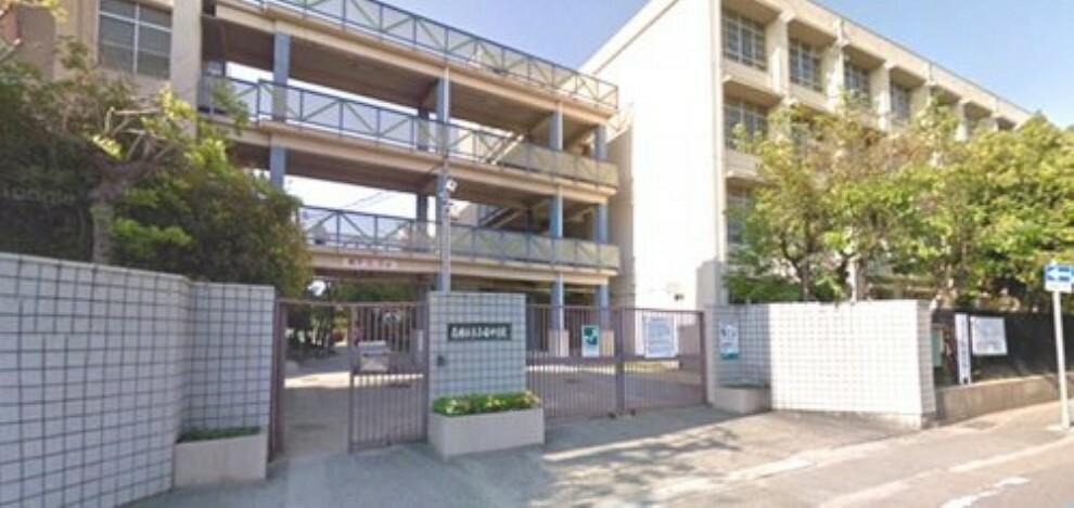 中学校 【中学校】尼崎市立小園中学校まで843m
