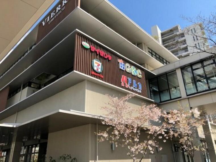ショッピングセンター 【ショッピングセンター】VIERRA(ビエラ)塚口まで1209m