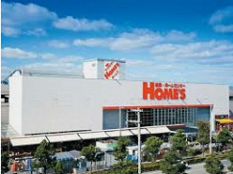 ホームセンター 【ホームセンター】島忠HOME'S(ホームズ) 尼崎店まで941m