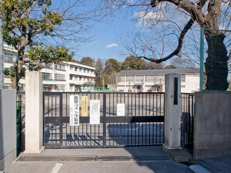 小学校 町田市立町田第二小学校 距離約900m