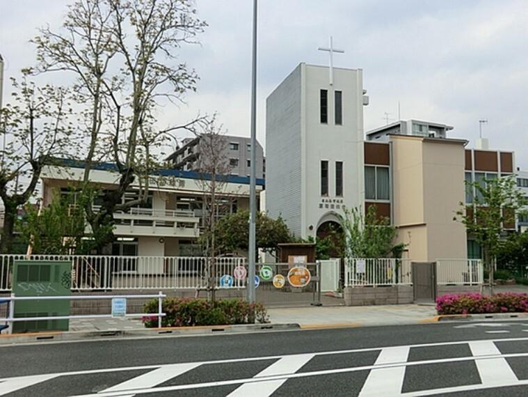 幼稚園・保育園 原町田幼稚園 距離約450m