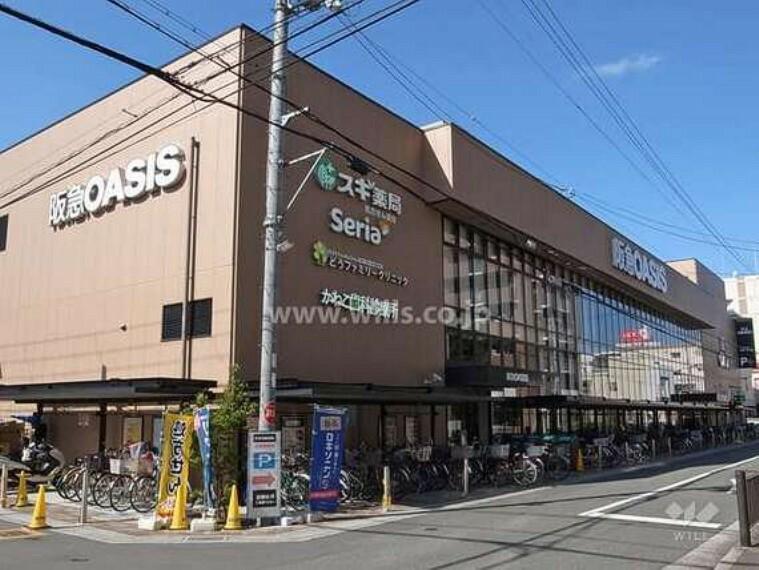 スーパー 阪急オアシス(伊丹店)の外観