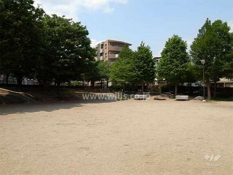 公園 北本町公園の外観