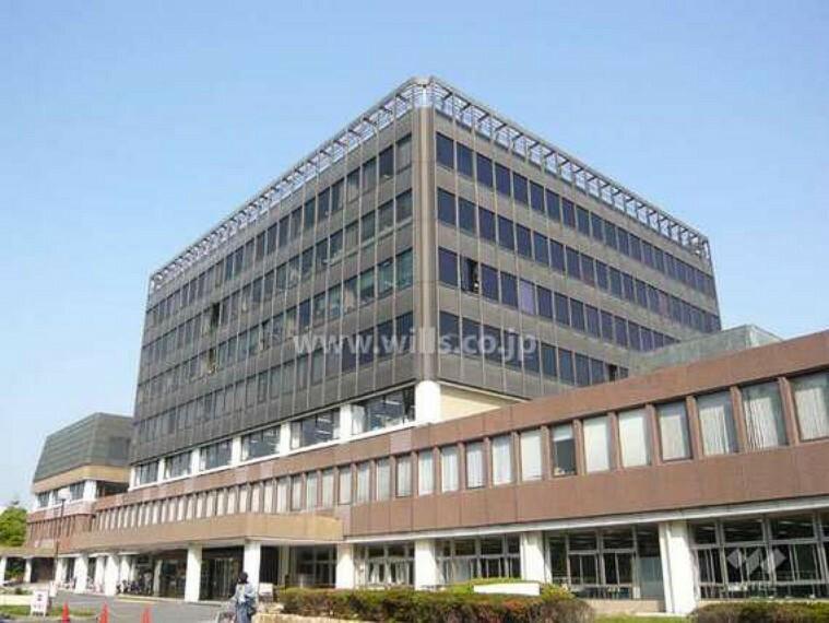 役所 伊丹市役所の外観