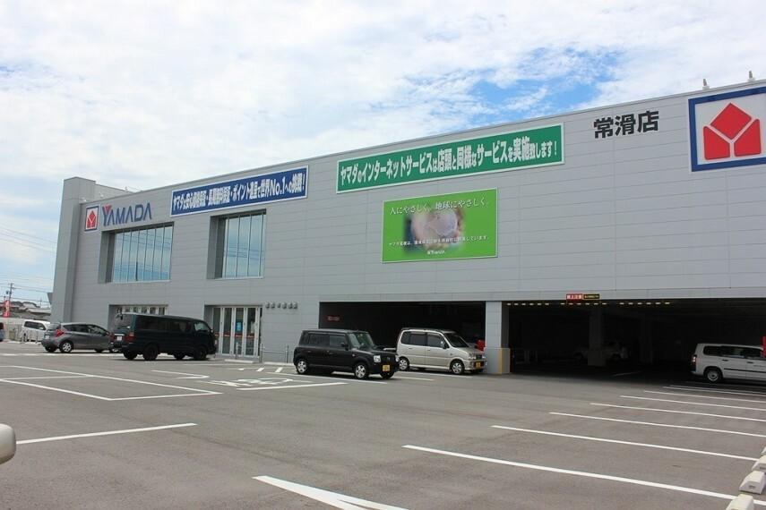 ショッピングセンター ヤマダ電機テックランド常滑店