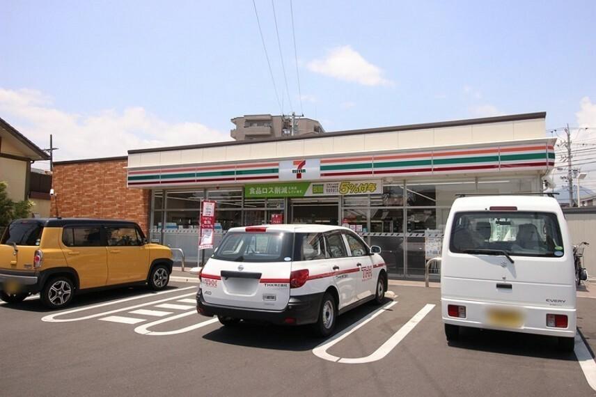 コンビニ セブンイレブン国吉田店