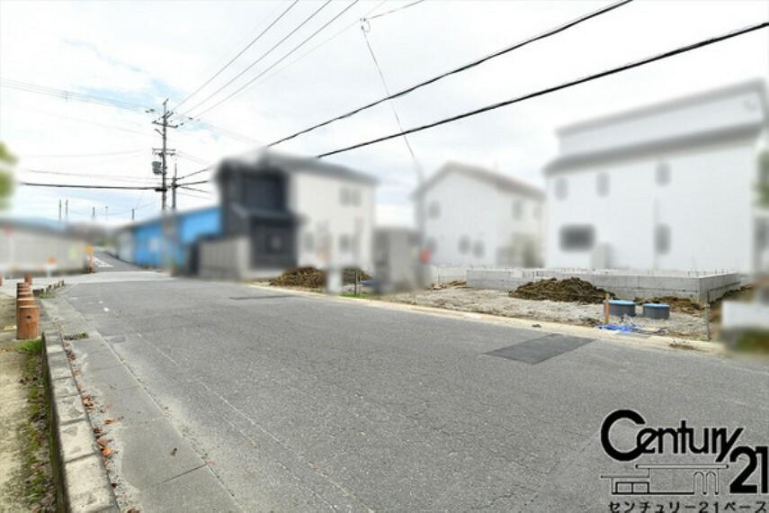 現況写真 ■現地撮影写真!小学校まで徒歩7分の安心の立地です!■