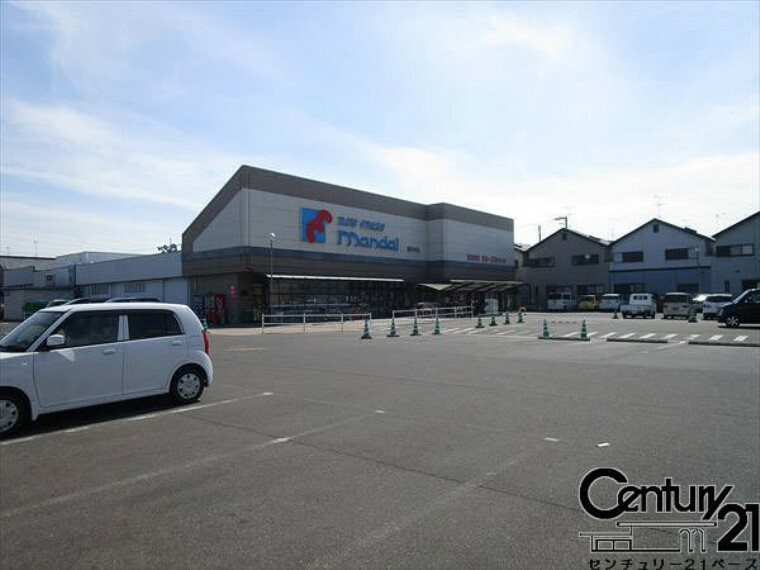 スーパー 万代田原本店