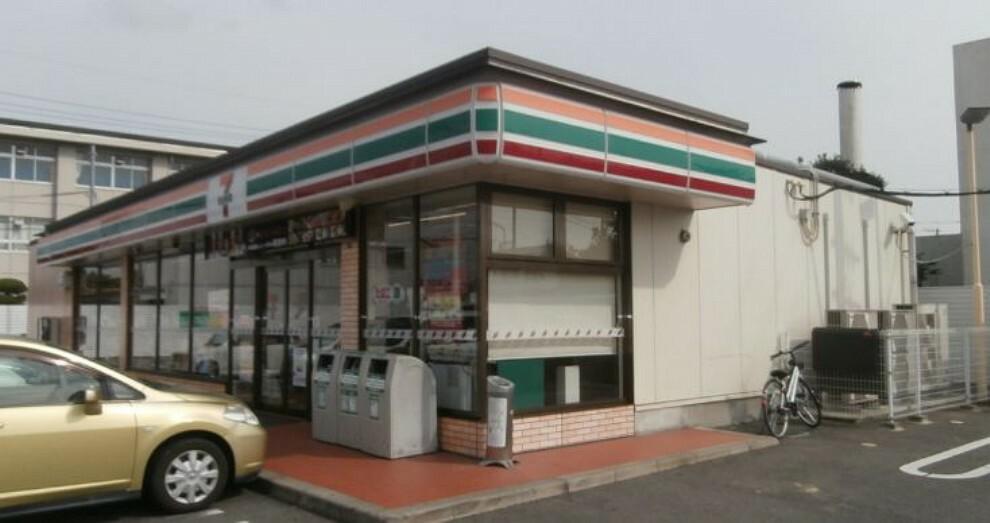 コンビニ セブンイレブン 岡山平井4丁目店