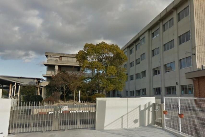 小学校 岡山市立平井小学校