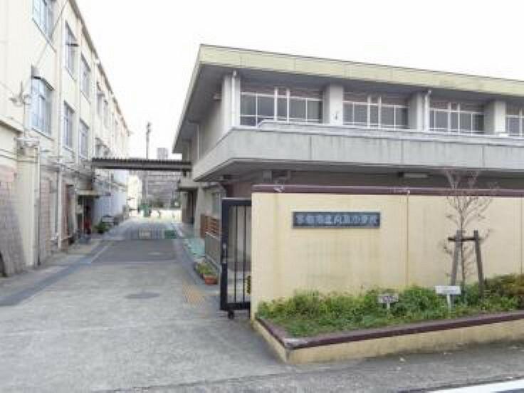 小学校 【小学校】京都市立向島小学校まで500m