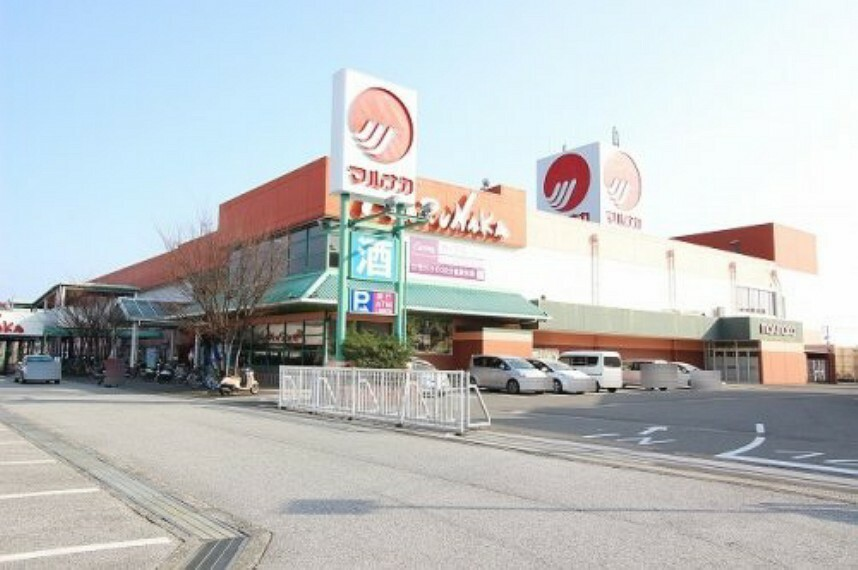 スーパー 【スーパー】マルナカ 野市店まで406m