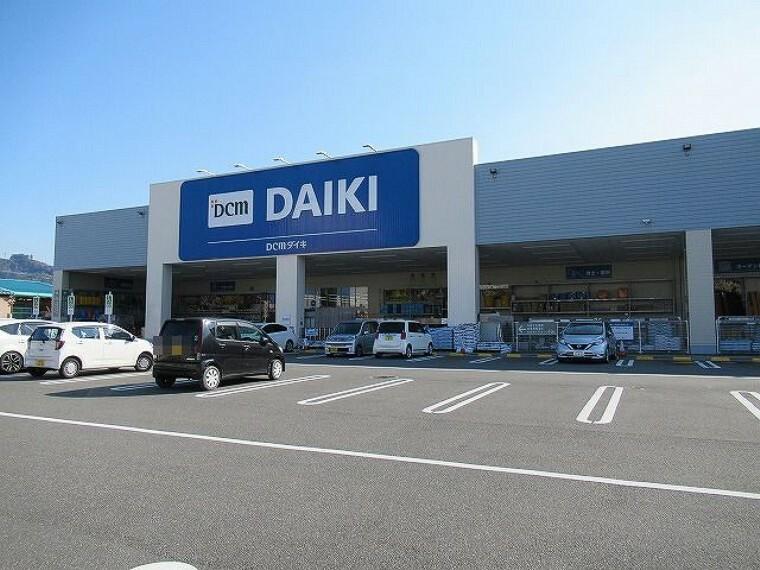 ホームセンター 【ホームセンター】ダイキ のいち店まで491m