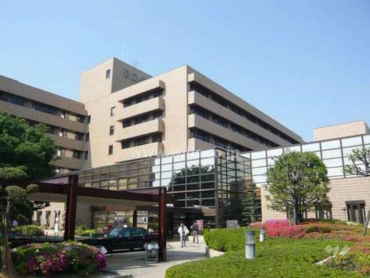 病院 市立伊丹病院の外観