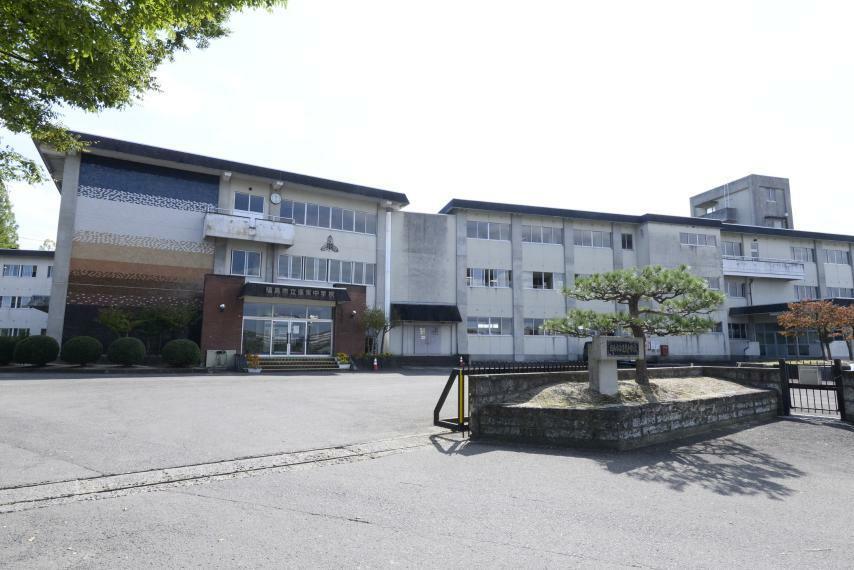 中学校 福島市立蓬莱中学校