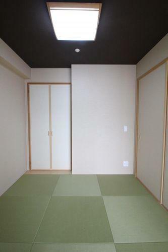 和室 くつろぎの和室です