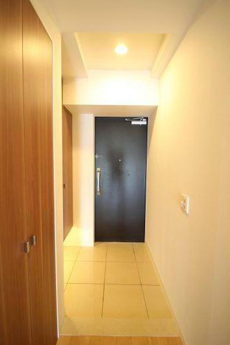 玄関 広々とした玄関です