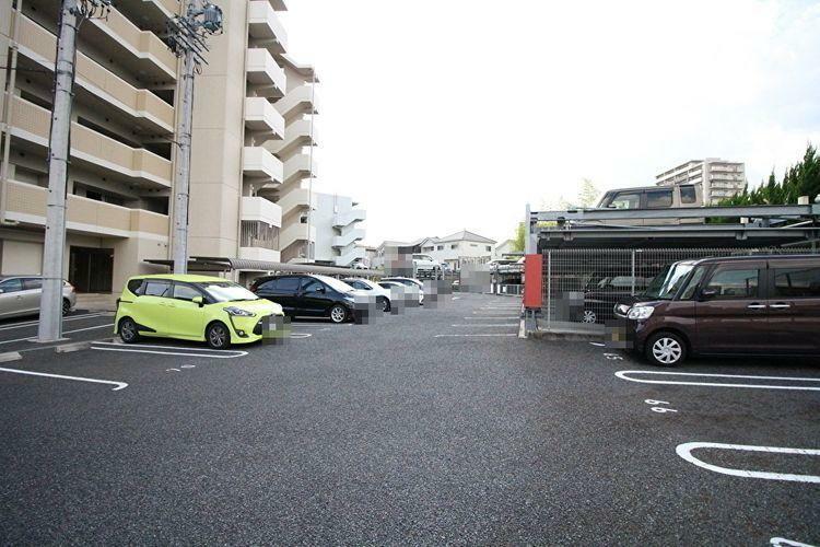 駐車場 敷地内駐車場です