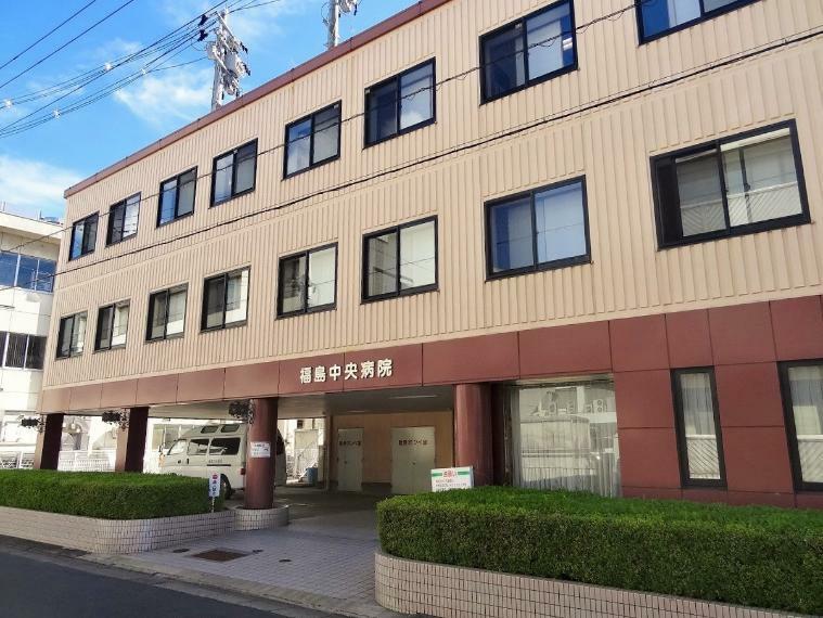 病院 白寿会福島中央病院